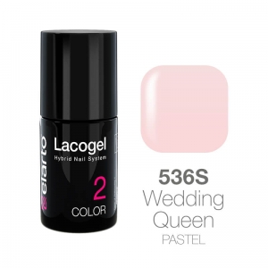 Lakier hybrydowy Lacogel 536S - Wedding Queen 7ml